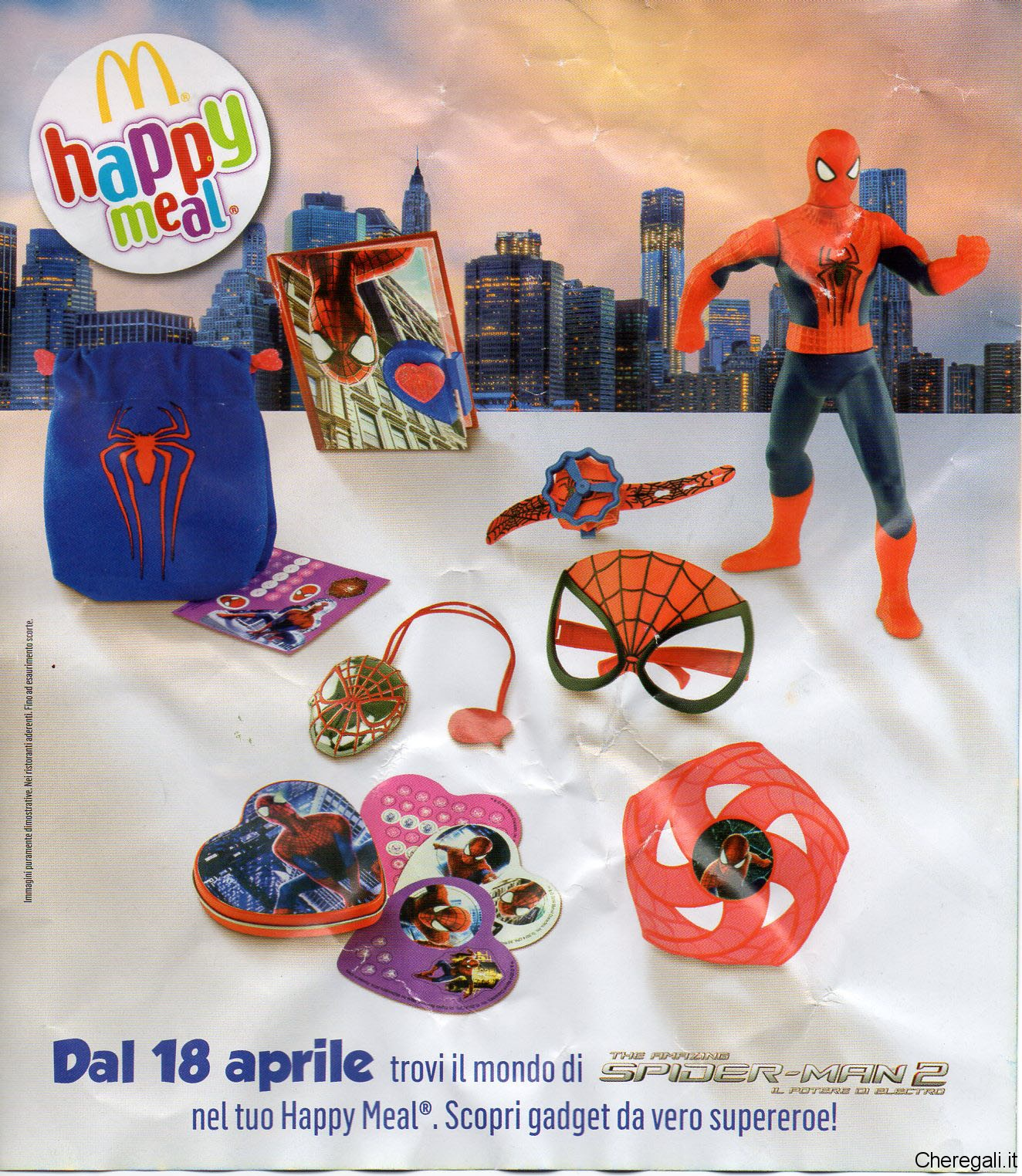 spiderman-happy-meal