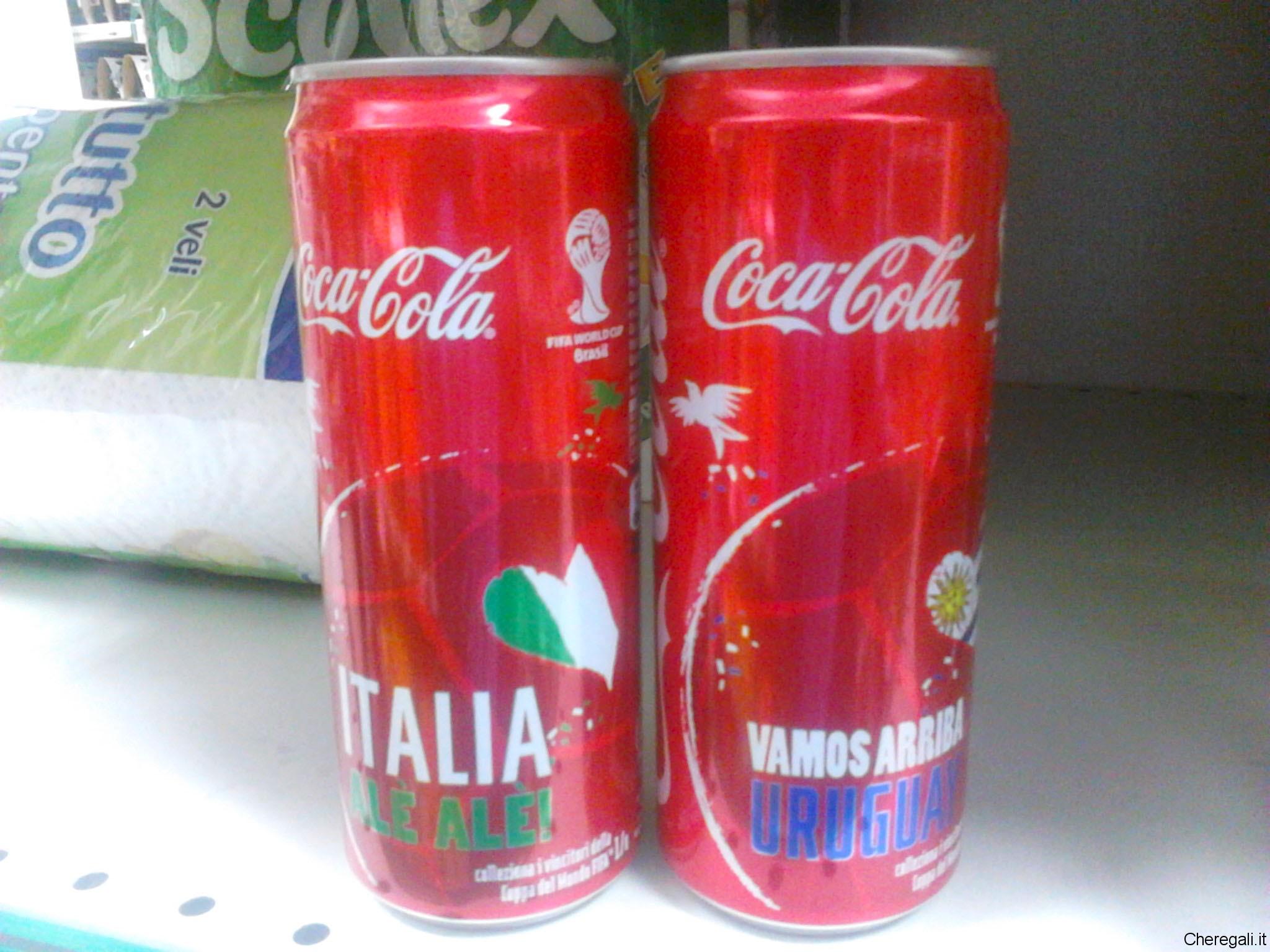 lattine-coca-cola