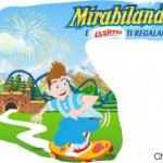 Biglietto Mirabilandia omaggio con gelati Algida