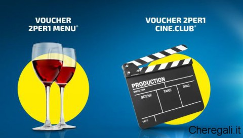 Superattack regala voucher cinema o cena 2 1 - Sky ti porta al cinema ...