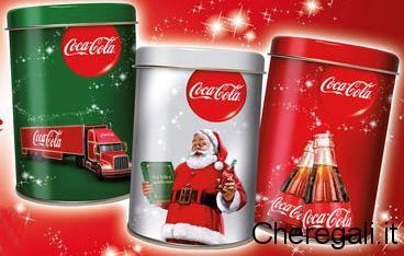 Coca cola natale 2014 barattolo in regalo che regali - Regalos coca cola ...