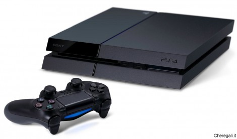 playstation-4-sony-pile