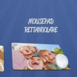 Tappettino Mouse, Fotoquadro o Fotomagnetiche Regalo da Prink