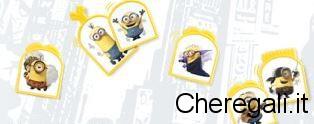 Clip Animata Minions Omaggio con Cereali Nesquik