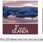 Concorso Falconieri Vinci Viaggio in Patagonia/Islanda/Turchia