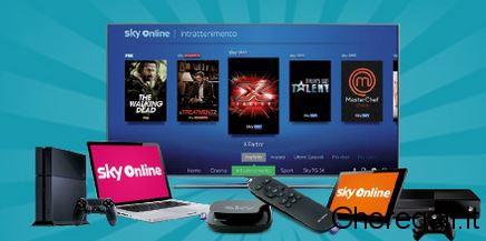 Abbonamento di 15 Giorni a Sky Online Omaggio con Lindt