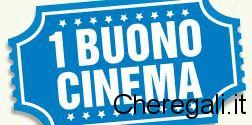 Biglietto Cinema Omaggio con Mulino Bianco da Conad
