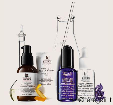 Richiedere Online Gratis Campioncini Cosmetici Kiehl's