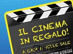 Biglietto Cinema Omaggio con Vivident