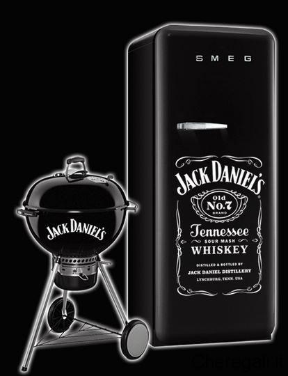 Concorso Jack Daniel's Vinci Frigo Smeg o Barbecue Weber