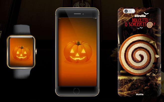 Concorso Halloween 2015 Girella vinci Apple Wath e iPhone 6