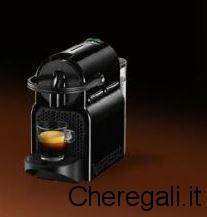 Concorso Nero Perugina Vinci Macchina Nespresso De Longhi
