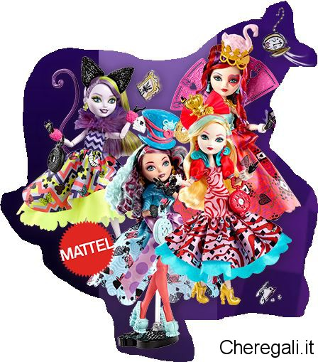 Concorso Super! Vinci Bambole Verso il Paese delle Meraviglie