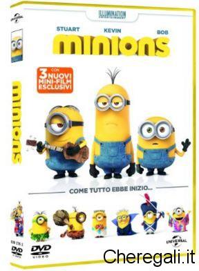 Concorso Tic Tac Vinci Subito Dvd Film Minions