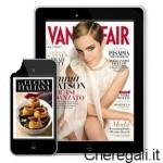 Abbonamento Vanity Fair o La Cucina Italiana con Panna Chef