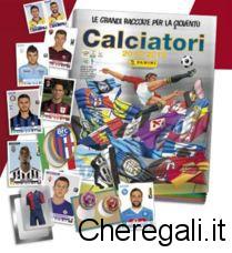 Dove Ricevere in Regalo Album Calciatori 2015/2016 Panini