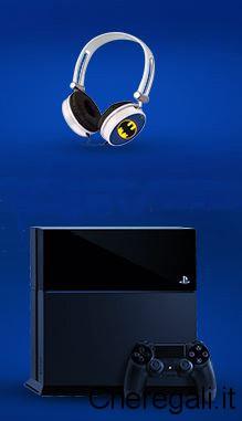 Concorso Gratuito Big Babol Vinci Cuffie e PlayStation 4