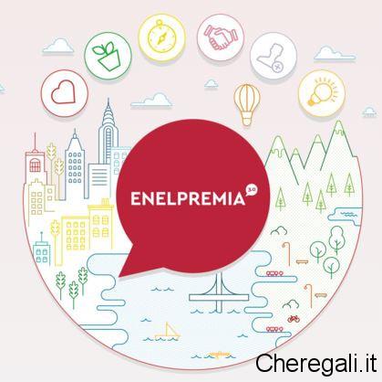 Raccolta Punti Luce: Catalogo Enel Premia 3.0 2015/2017