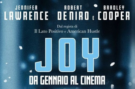Concorso Abbonati Sky Vinci Anteprima Film Joy