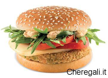 McDonald's – 16 Dicembre: Panino McVeggie Omaggio