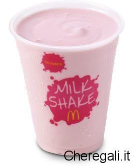 McDonald's: il 14 Dicembre Milkshake in Omaggio