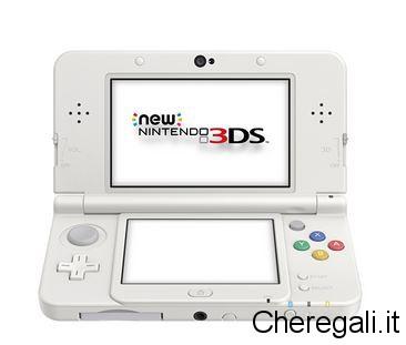 Vinci New Nintendo 3DS con Concorso Levissima Issima