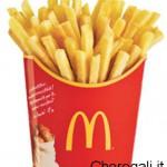 Patate Piccole Omaggio al McDonald's, Solo il 10 Dicembre