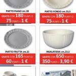 Raccolta Punti Supermercati Sisa: Buoni e Piatti