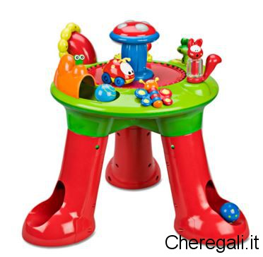 Concorso Nivea Baby Vinci Tavolino Forest Imaginarium