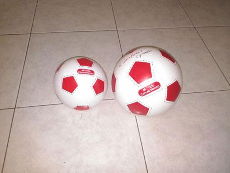 Pallone Calcio Gratis Premio Sicuro da Mondo Convenienza