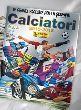 Album Calciatori 2015/2016 Gratis con Giornale