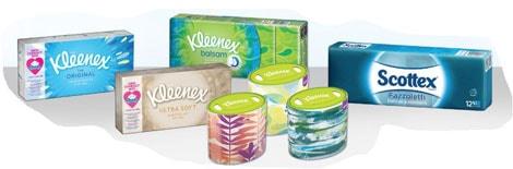 Fazzoletti Scottex Kleenex Gratis – Rimborso Fino a 5 Euro