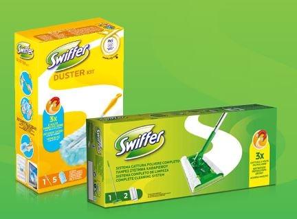 Tester Desideri Magazine per Swiffer Duster Kit
