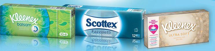 Buono Spesa Carrefour Omaggio con Kleenex