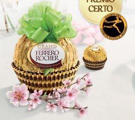 Buono Sconto Interflora in Regalo con Ferrero