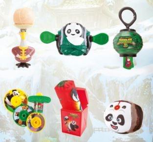 Gioco Kung Fu Panda 3 Sorpresa Burger King
