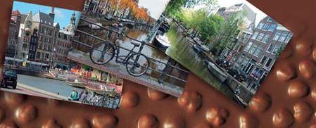 Novi Concorso Uova di Pasqua 2016 Vinci Viaggio ad Amsterdam