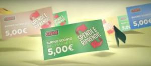 Buono Sconto 5 Euro da Crai
