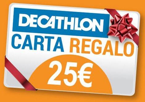 Con You Derm Emtrix Regalo Carta Decathlon e Vinci Caraibi