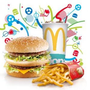 McDonald's Concorso Vinci Biglietti Europei