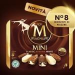 Concorso gelato Magnum vinci voucher Concerti, Benessere e Shopping Card