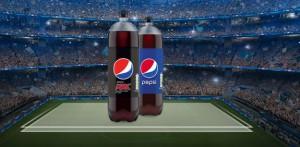 Pepsi Concorso Vinci Pallone Calcio e Biglietti Champions League