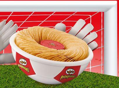 Ciotola Footbowl Premio Sicuro Pringles