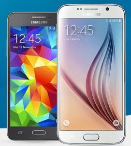 Vinci Samsung Galaxy S6 con Ricarica Tim