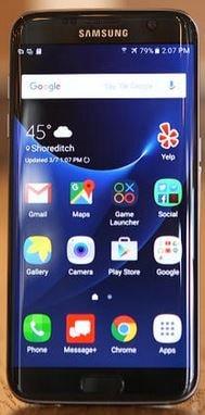 Ricarica Online Vodafone Vinci Galaxy S7 Edge