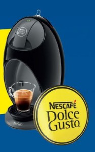 Concorso Mr.Day Gettore d'Oro Vinci Macchina Nescafè