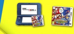 Gioca e Vinci con K2: Nintendo 3DS