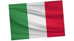 Bandiera Italia Omaggio Coca Cola da Eni Cafè