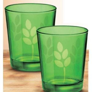 Set Bicchieri in Vetro Omaggio Mulino Bianco