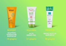 Biopoint Shampoo Riparatore Doposole Omaggio Starbene